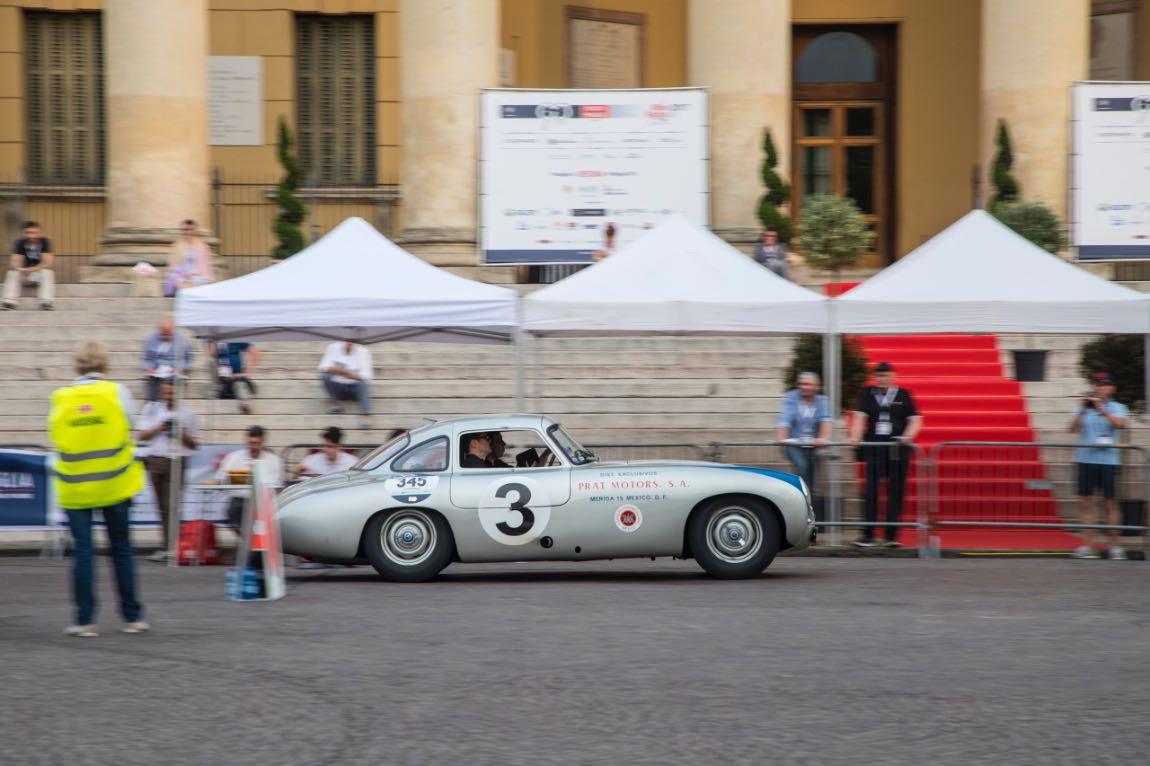 1952 Mercedes-Benz 300 SL W 194 Prototype