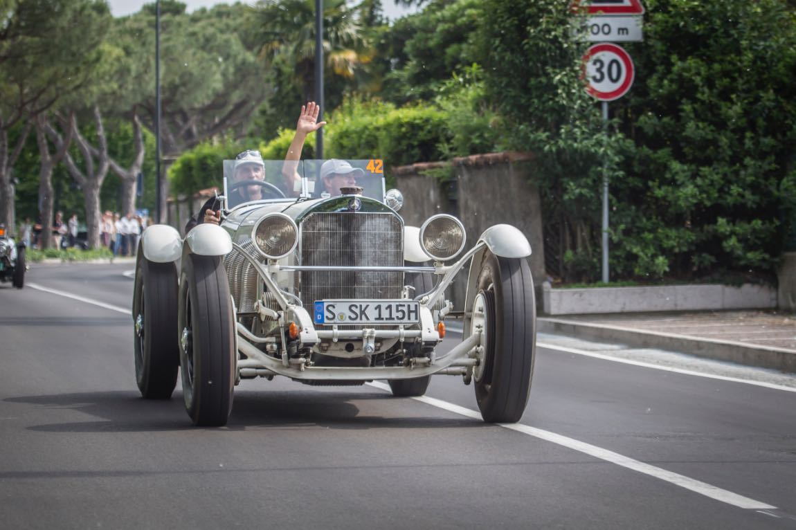 1928 Mercedes-Benz 710 SSK