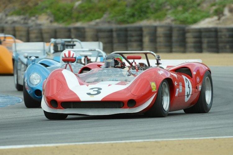 Johan Woerheide- 1965 Lola T70.