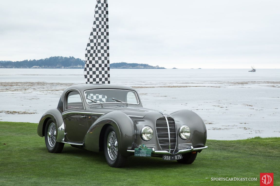 Date Change For Pebble Beach Concours - Pebble beach car show 2018