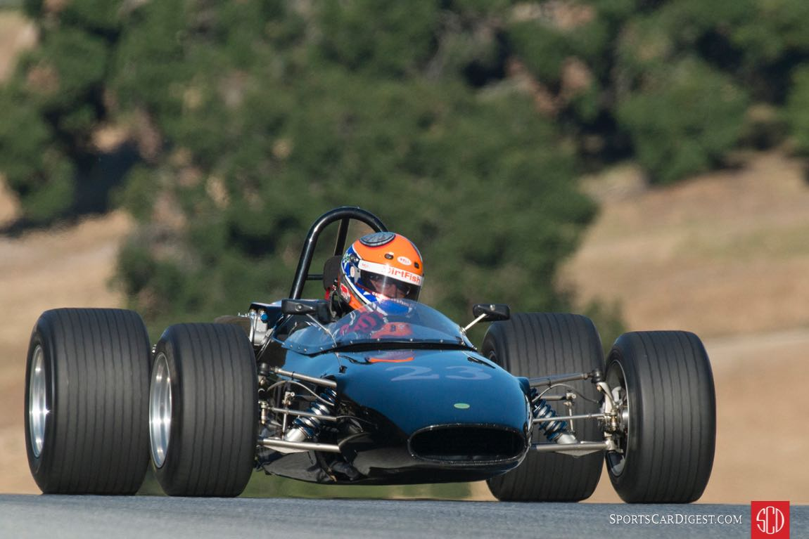 Andrew Wait - 1967 Merlyn Mk10