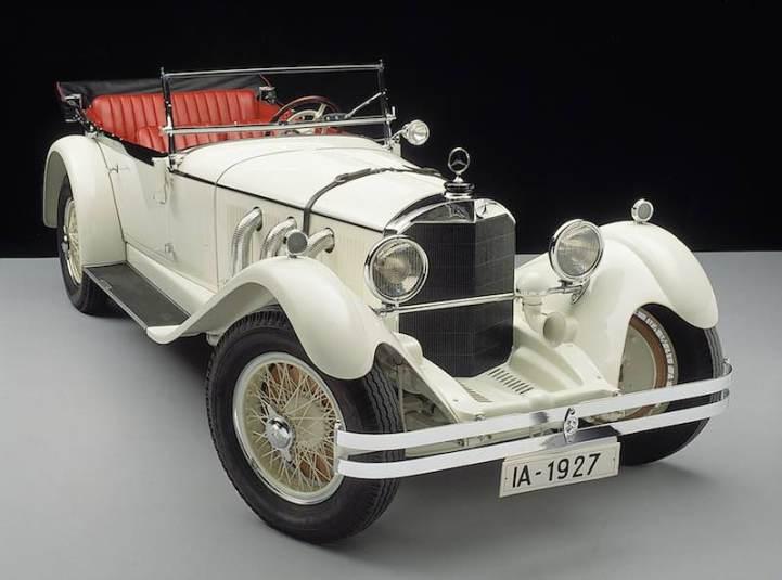Mercedes-Benz Model S, model year 1927