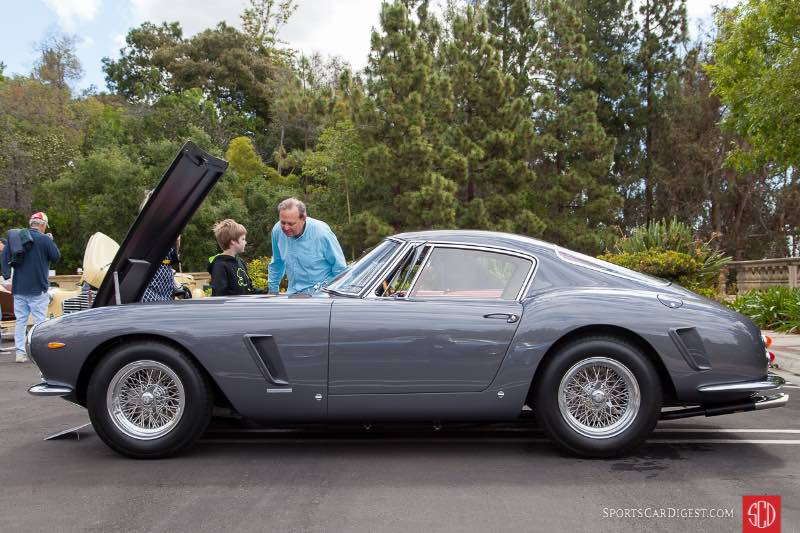 1962 Ferrari 250 GT SWB, owned by Bob Cohen
