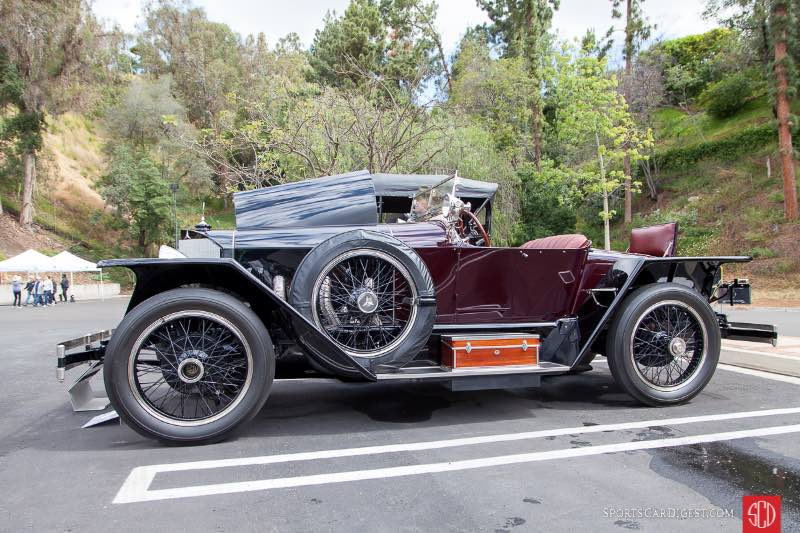 1923 Mercedes-Benz 28/95 Targa Florio, owned by the Peterson Automotive Museum