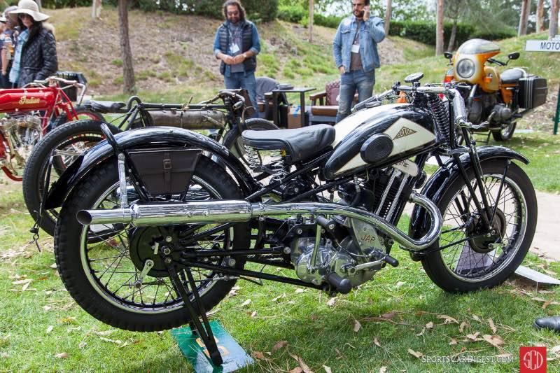 1934 Cotton 25 J, owned by Eugene Garcin