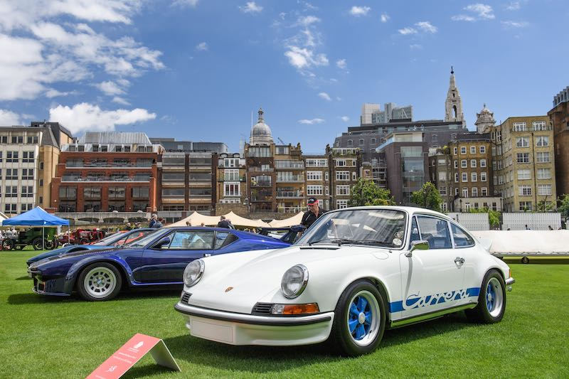 1973 Porsche 911 Carrera RS 2.7 Touring (photo: Tim Scott)