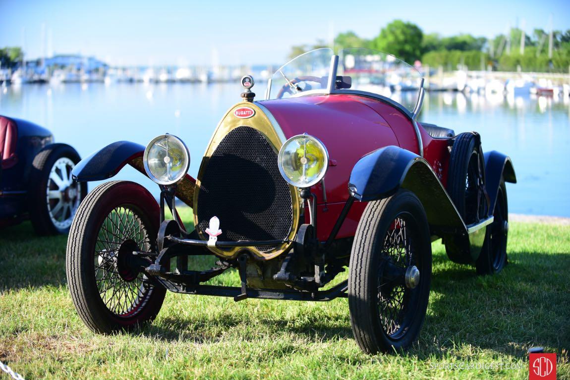 Bugatti Type 23 Brescia.