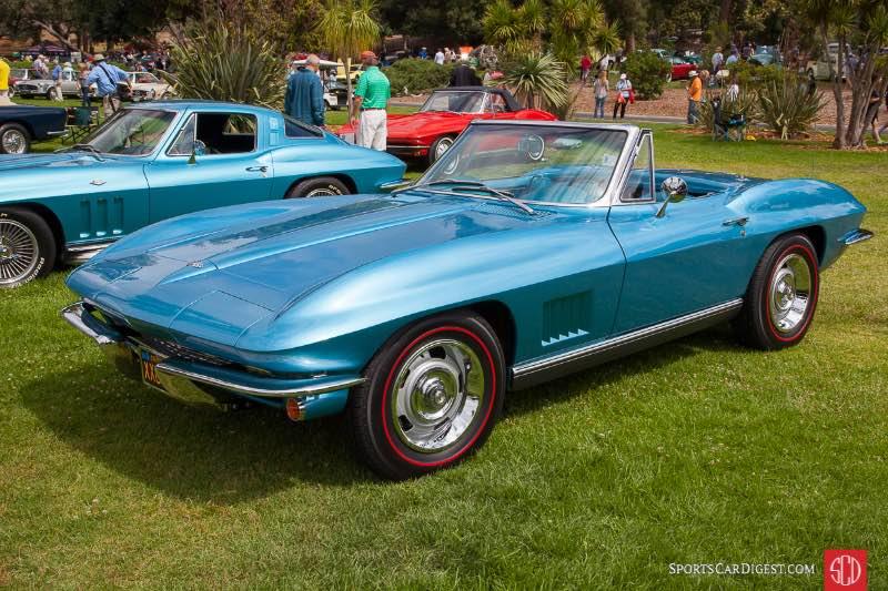 1967 Chevrolet Corvette, owned by Michael Keating