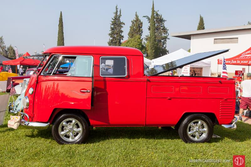 1965 Volkswagen Pickup Crew Cab, owned by Ron Adler