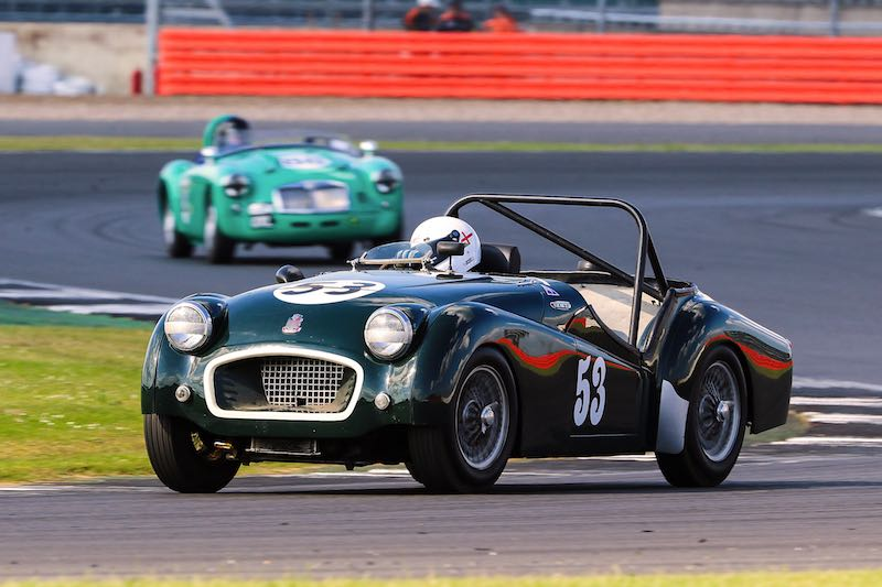 MG Iconics Race (photo: Dickon Siddall)