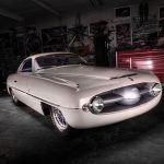 Ghia-Bodied 1953 Abarth 1100 Sport
