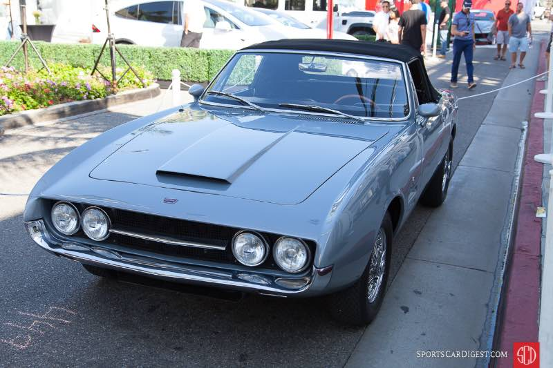 1967 Ghia 450SS, owned by Mike & Sally Kerns