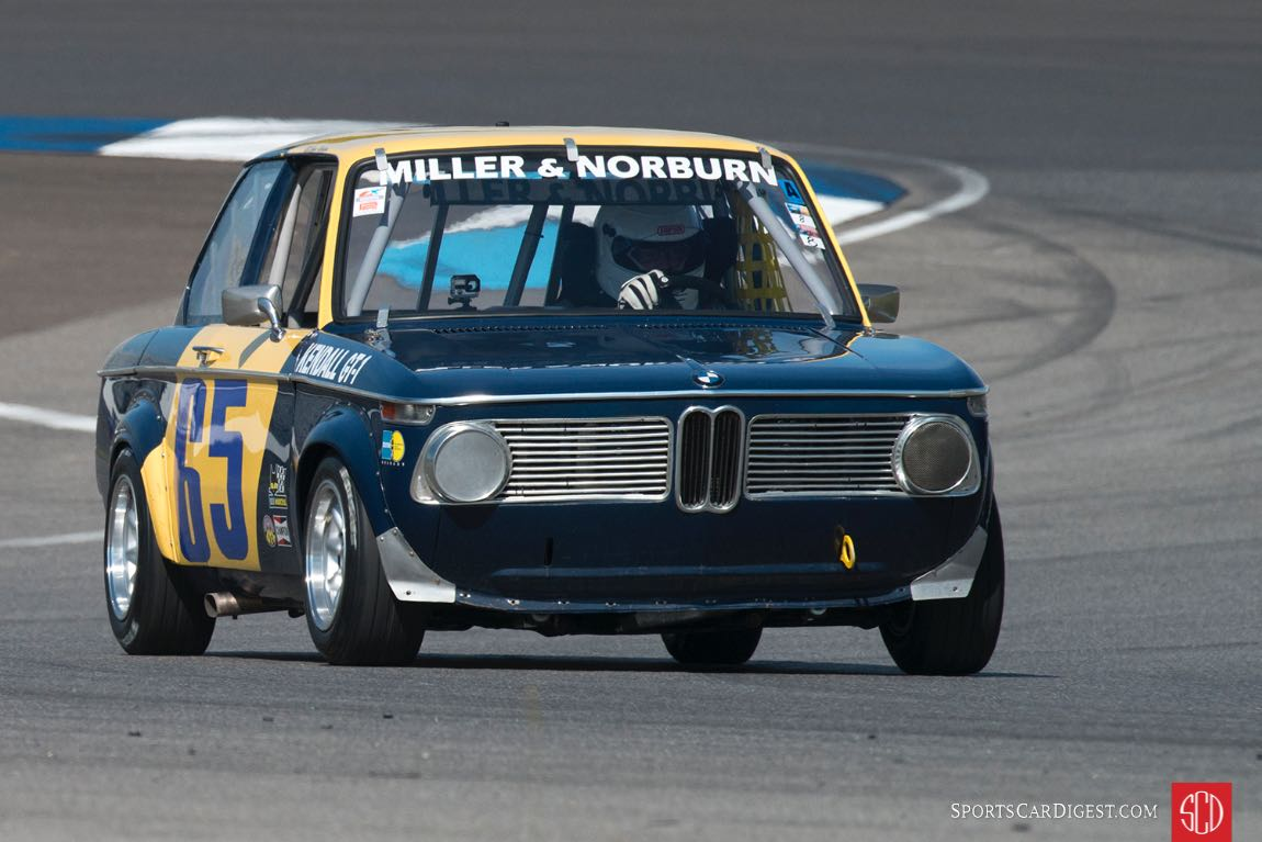 Simon Robinson - 1971 BMW 2002 Alpina