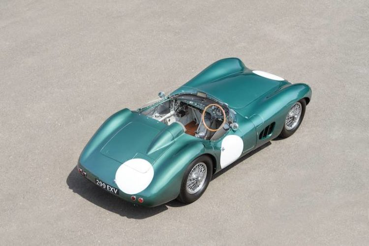 1956 Aston Martin DBR1, chassis number 1 (photo: Tim Scott)