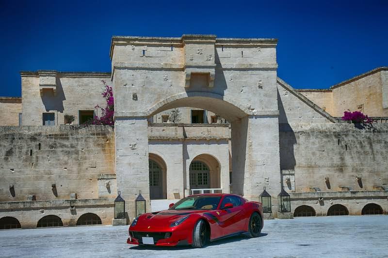 Ferrari Cavalcade 2017