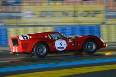 1962 Ferrari 250 GT Breadvan