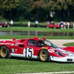 Chantilly Concours to Honor Ferrari at Le Mans 24 Hours