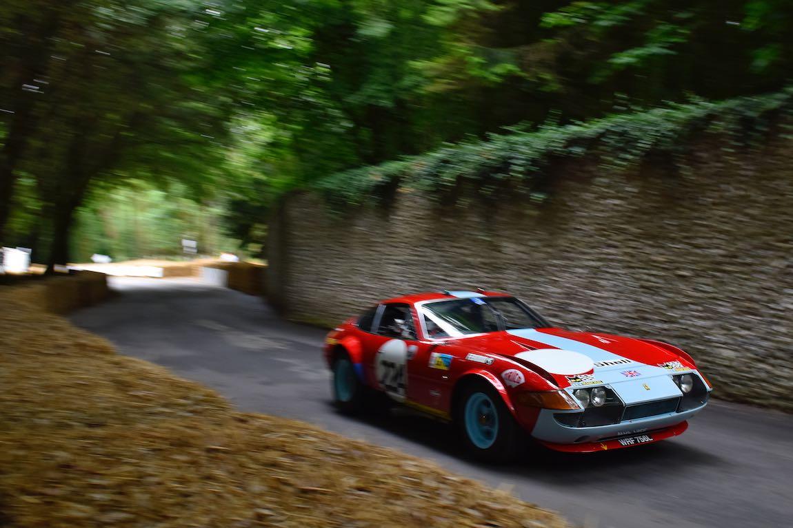 Ferrari 365 GTB/4 Daytona Competizione, Jochen Van Cauwenberg