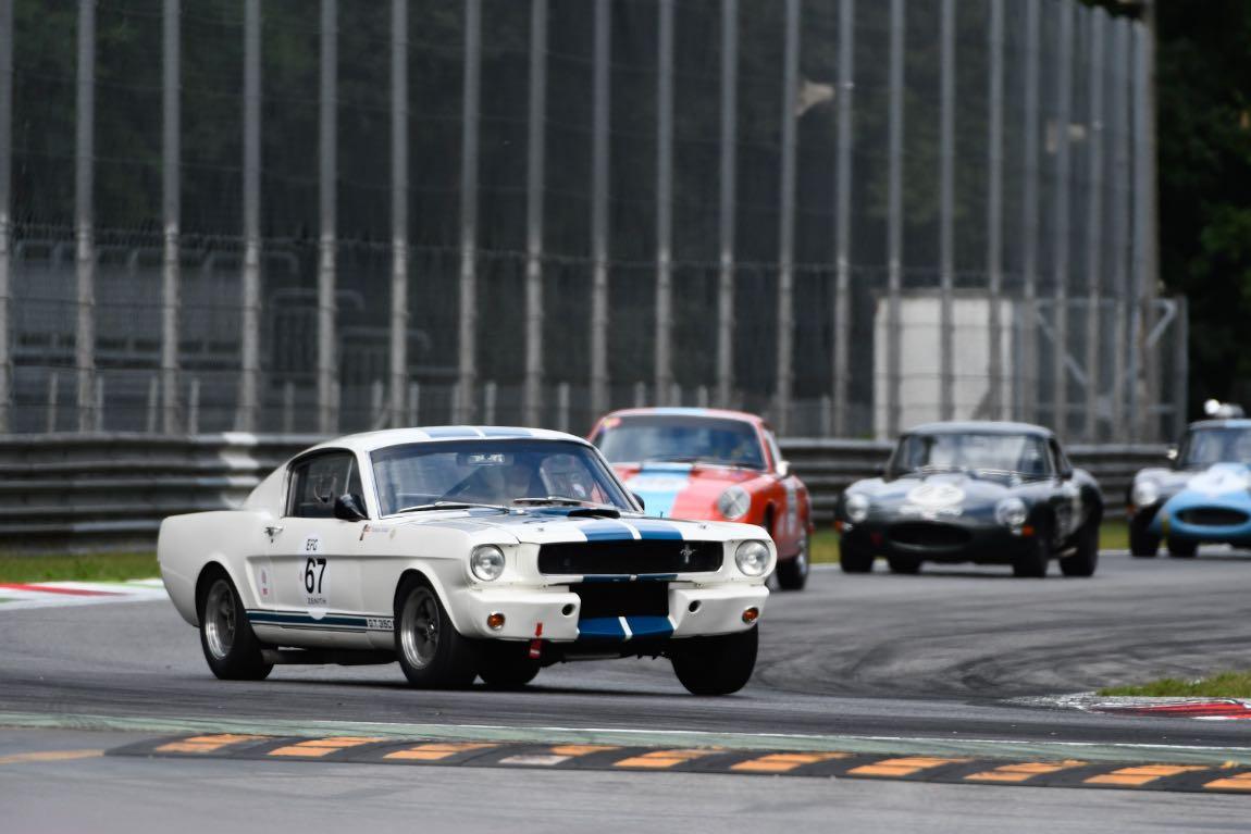 Monza Historic 2017