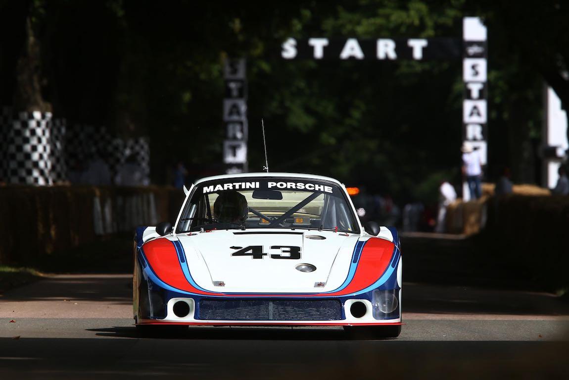 2017 Goodwood Festival of Speed