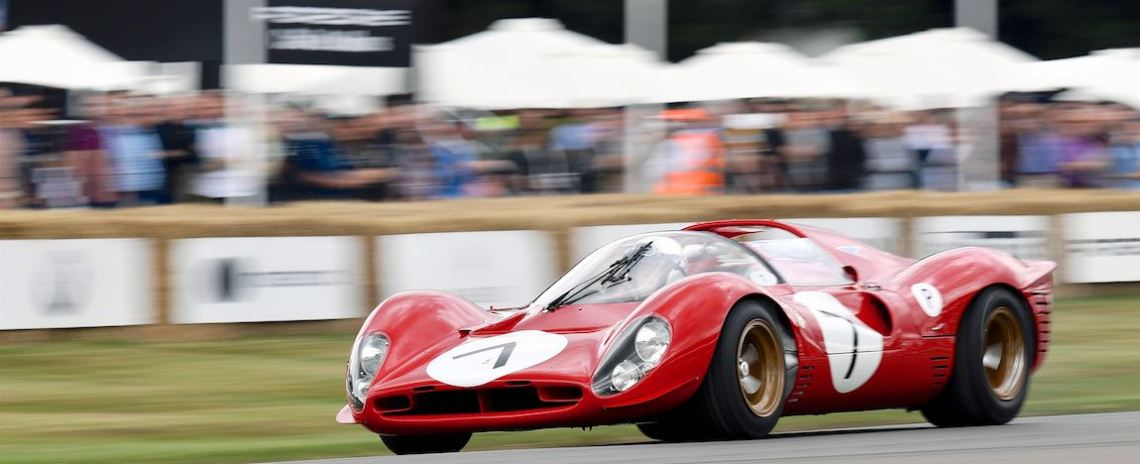Ferrari 330 P3/4 chassis number 0846