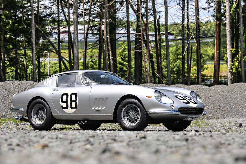 1966 Ferrari 275 GTB/C (Photo: Mathieu Heurtault)