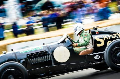 1936 Bentley Pacey-Hassan Special (photo: Jayson Fong)