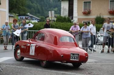Fiat 1100 S - Ennstal Classic 2017
