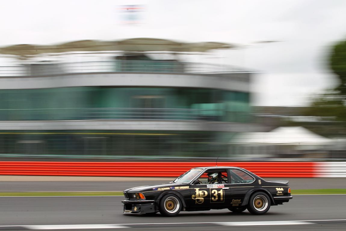 Jim Richards - BMW 635 CSI