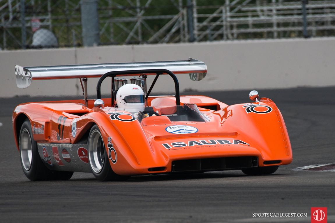 Nick Colonna - 1970 McLaren M8C