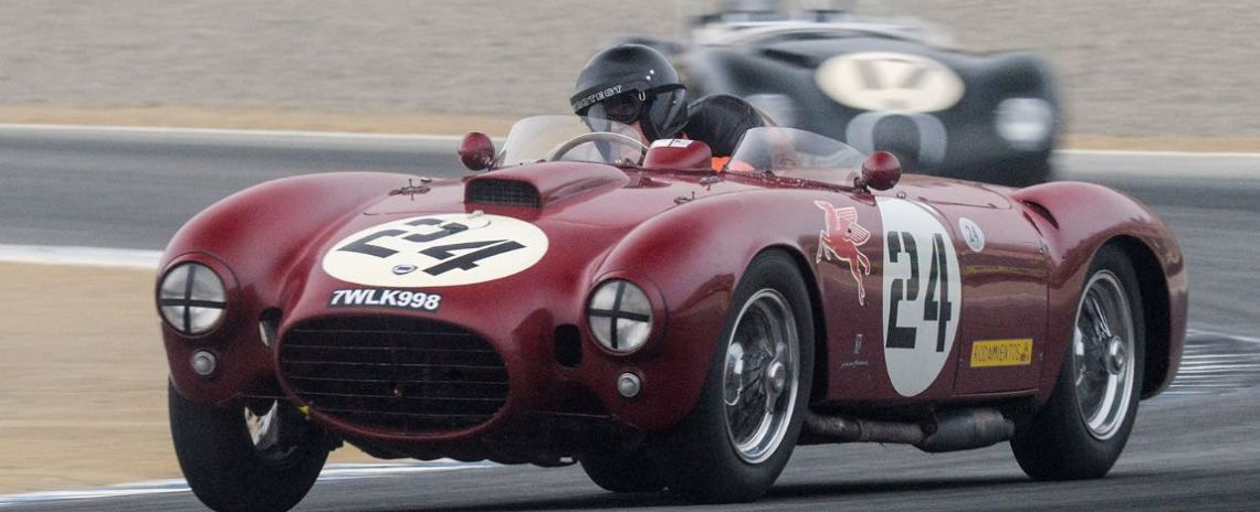 Peter Giddings - 1953 Lancia D24/5