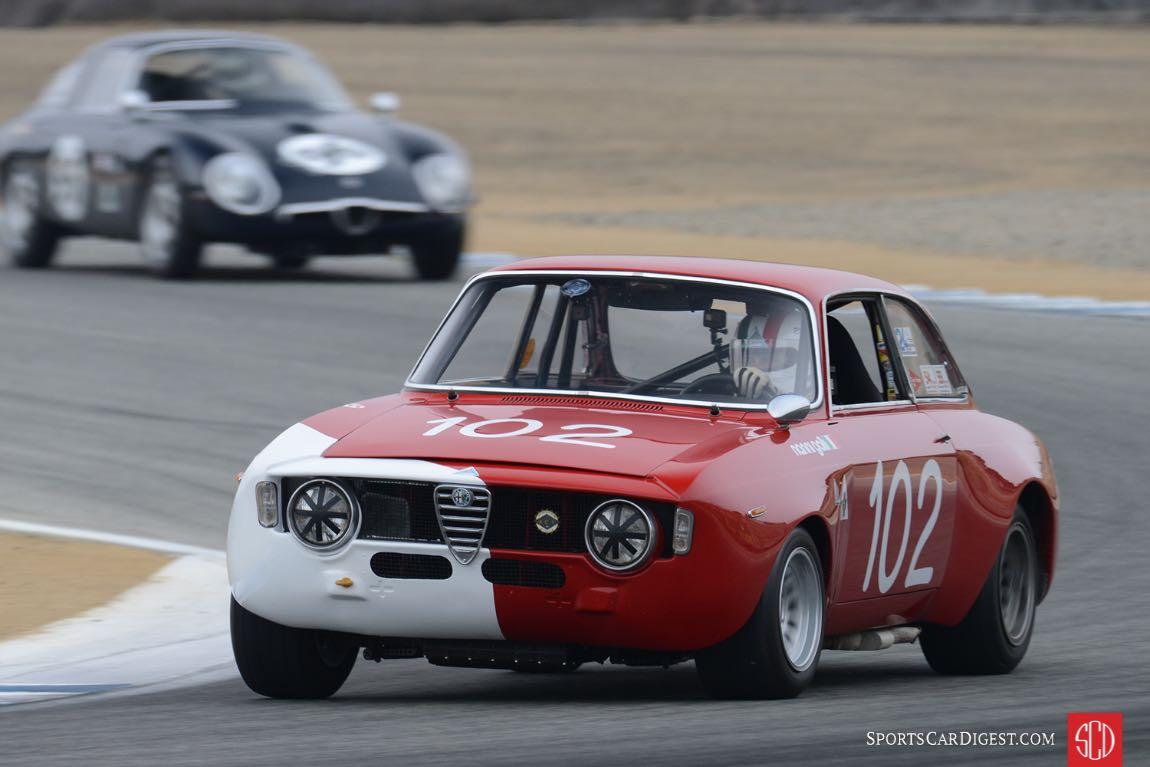 Brandon Adrian - 1967 Alfa Romeo GTA 1600 Corsa