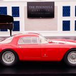 Maserati A6GCS/53 Wins Peninsula Best of the Best Award