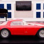 Maserati A6GCS/53 Wins Peninsula Best of the Best Award