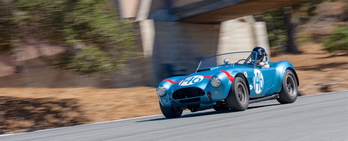 Chris MacAllister - 1964 Shelby Cobra 289