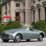 Frua's First at Hampton Court Concours