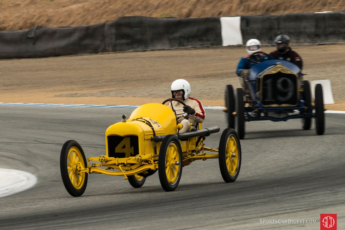Ed Archer - 1915 Ford Roadster