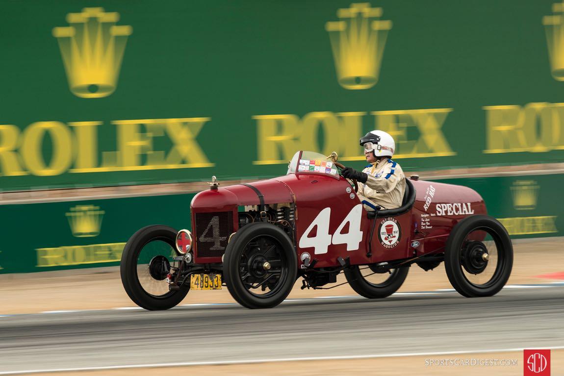 Gary Lucas - 1916 Ford Model T racer