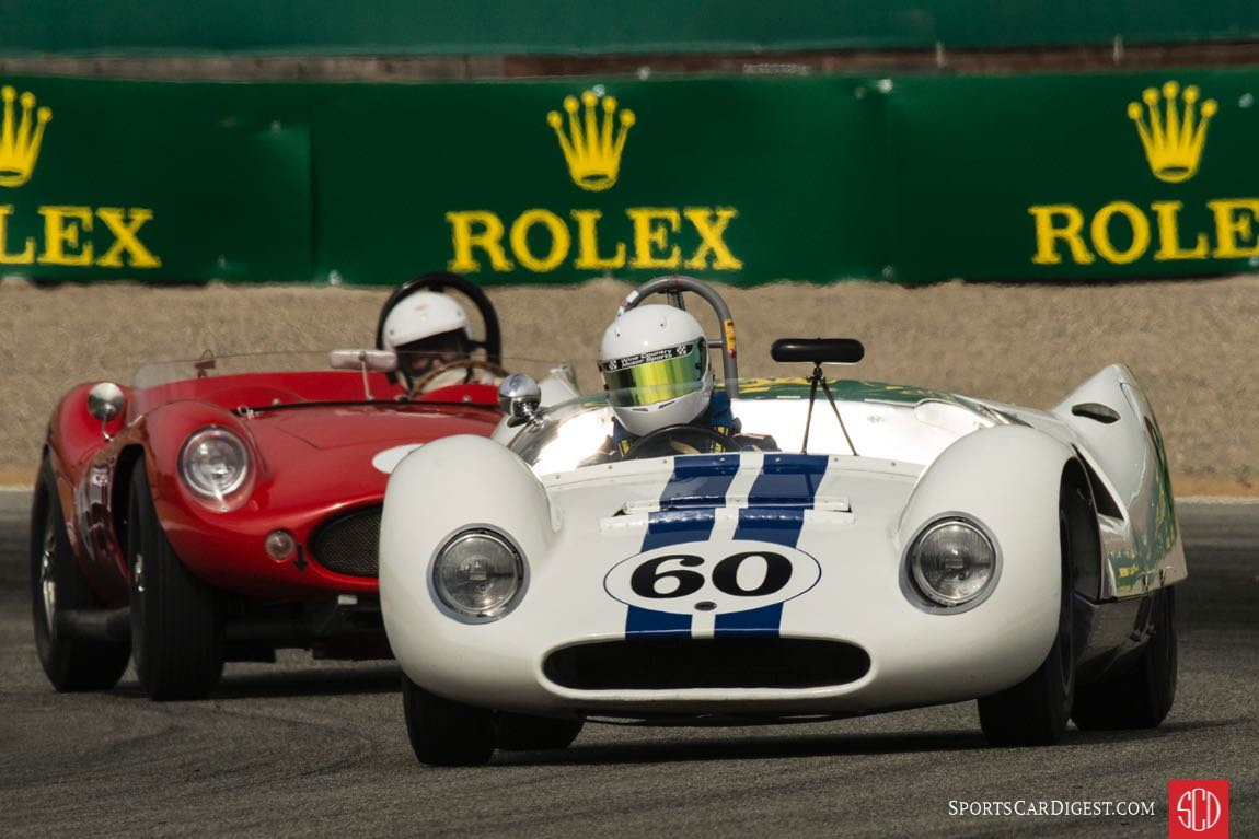 Dominic Dobson - 1961 Cooper Monaco Mk III
