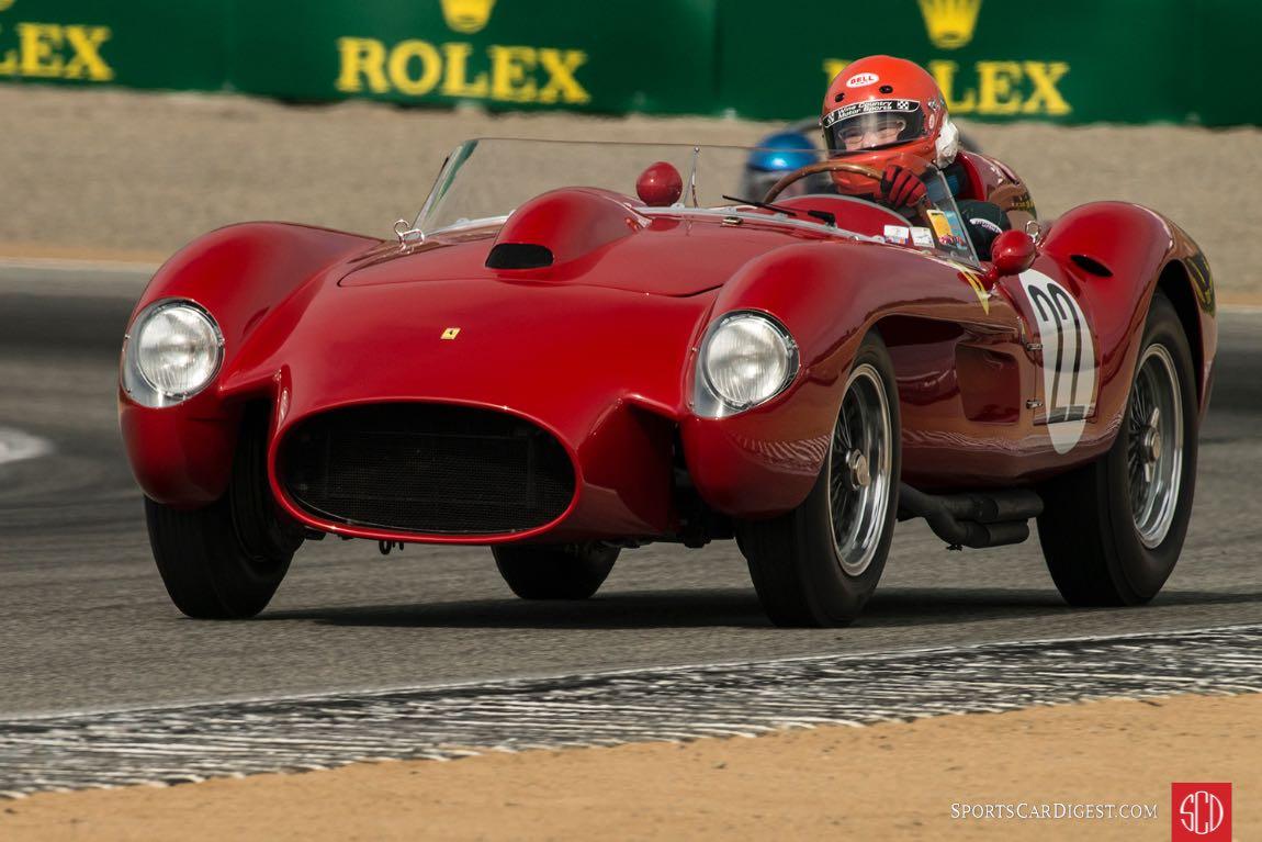Tony Wang - 1958 Ferrari 250 Testa Rossa
