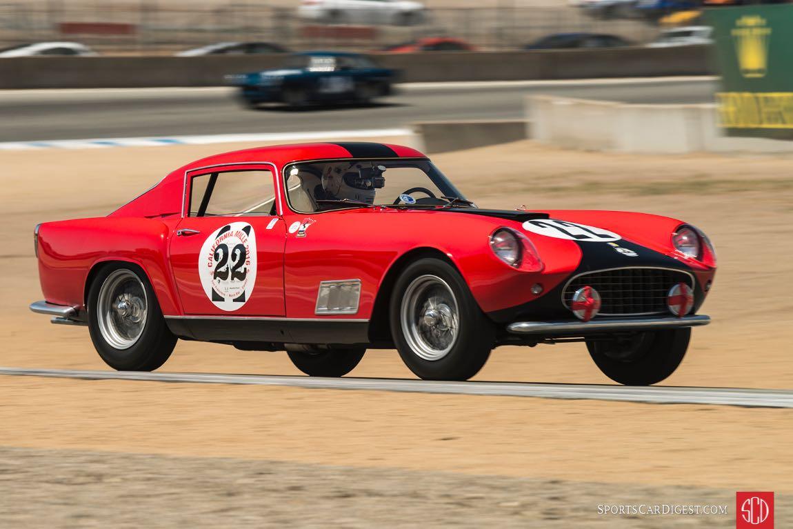 1958 Ferrari 250 GT LWB Berlinetta TDF