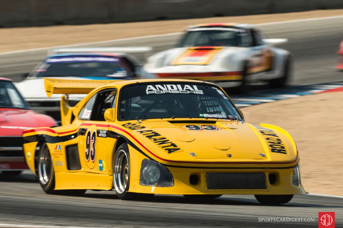 Steve Schmidt - 1976 Porsche 935K3