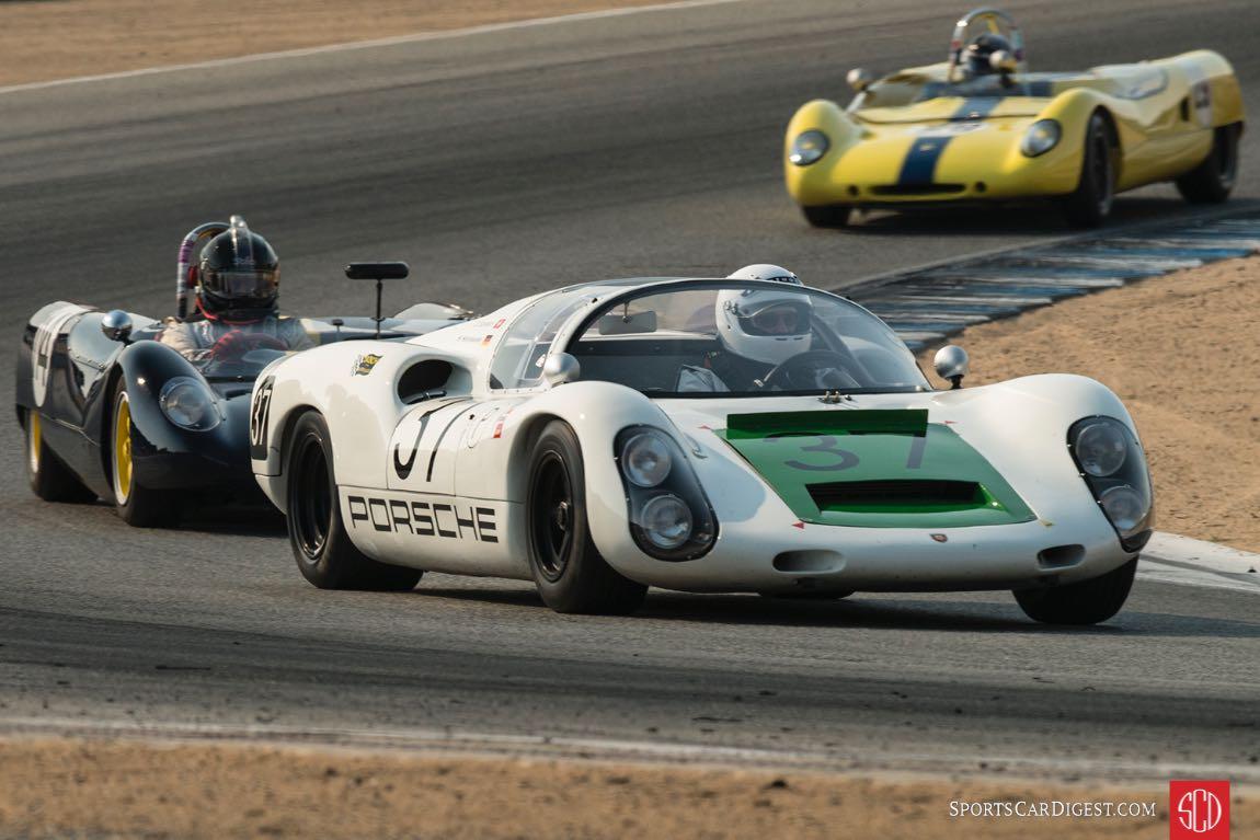 Reginald Howell-1967 Porsche 910