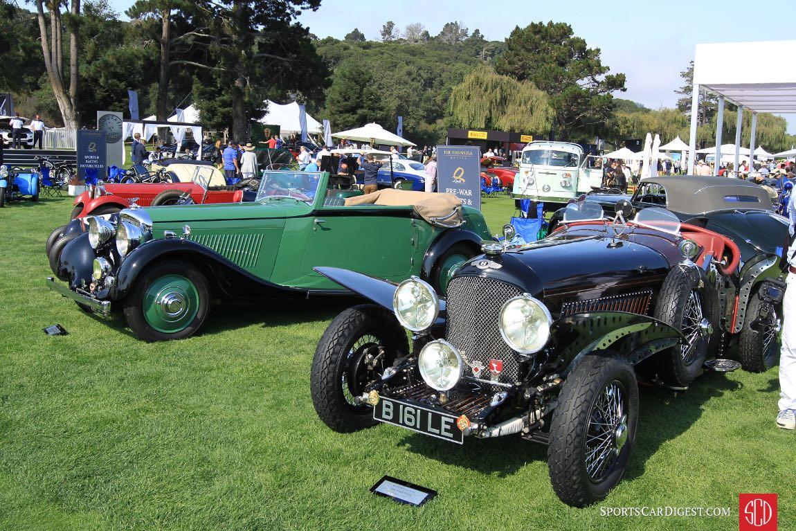 1938 Bentley 4.25-Litre