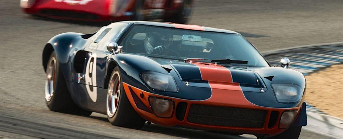Alex MacAllister - 1966 Ford GT40