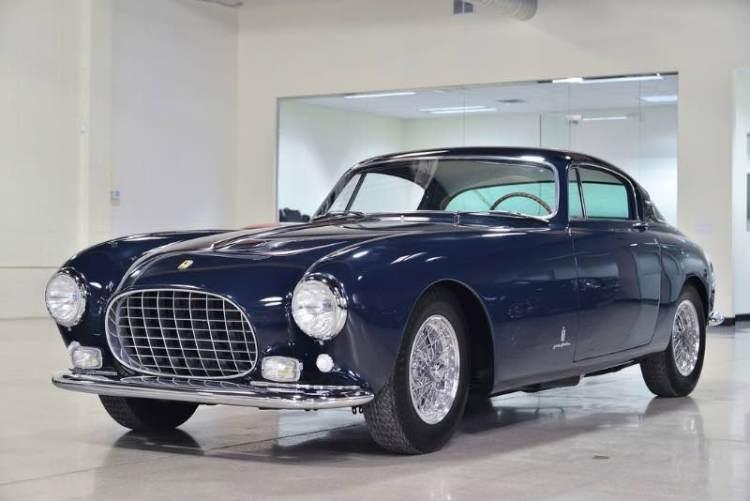 1961 Ferrari 250 Europa Coupe