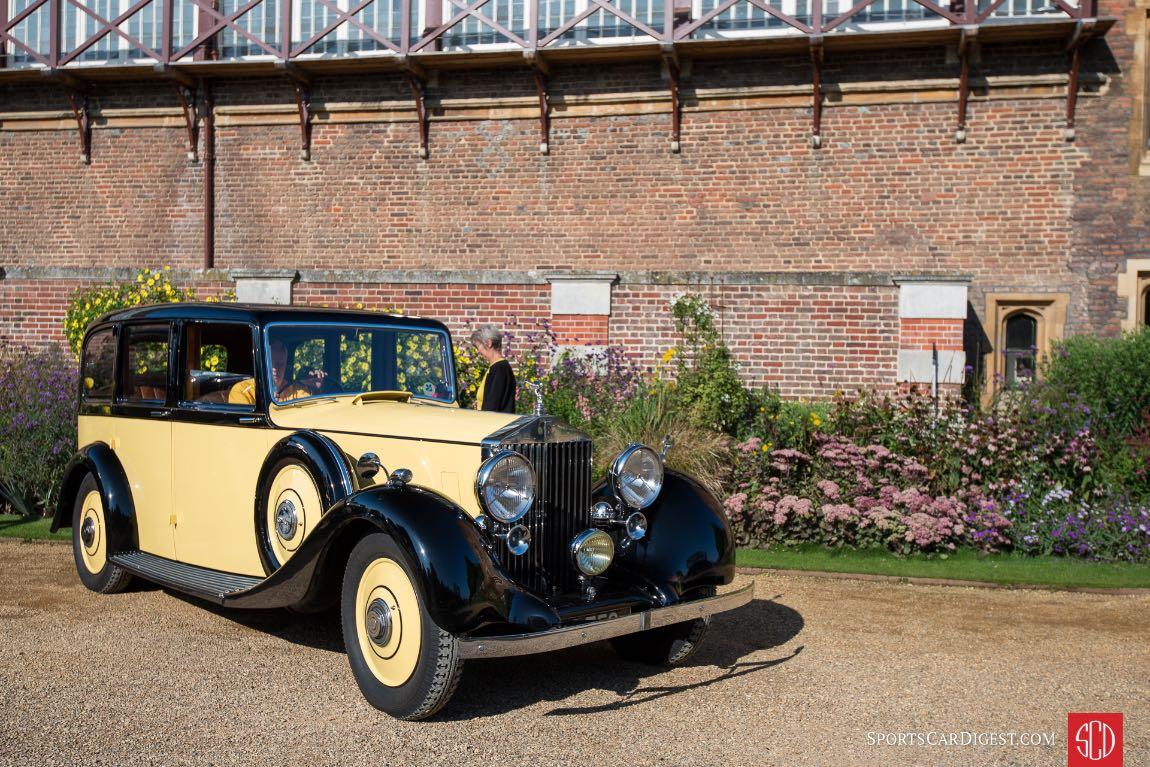 Rolls-Royce Phantom II H.J. Mulliner Saloon