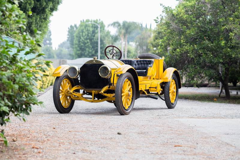 1908 Mercedes Simplex 60hp from the Bothwell Collection