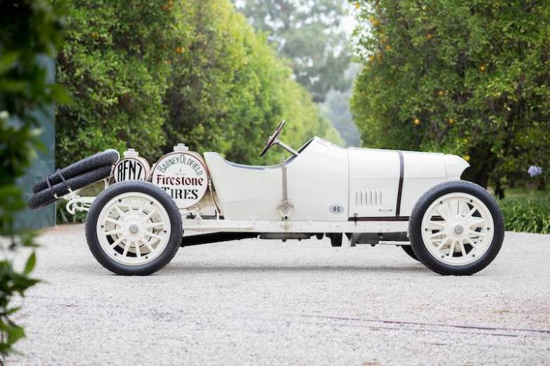 1908 Benz 105hp Prinz Heinrich from the Bothwell Collection