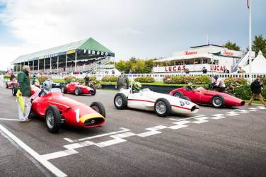 Maserati at 2017 Goodwood Revival